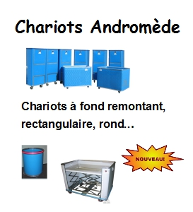 Chariots de transport